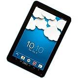 Woxter QX 1208GB black, Blue tablette–Tablets (1,5GHz, Arm Cortex-A7, 1Go, DDR3-SDRAM, 8Go, MicroSD (Transflash))