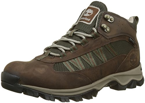 Timberland MT Maddsen Lite Waterproof Hiker, Stivali Chukka Uomo Marrone (Dark Brown 931)