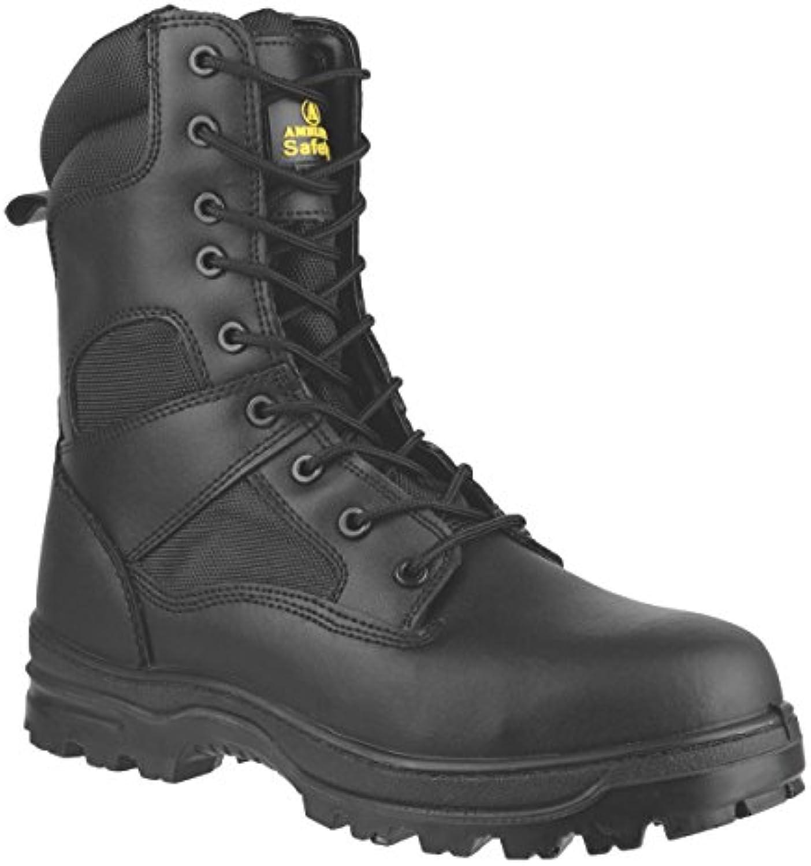 Amblers FS009 C hi-leg seguridad botas negro tamaño 13