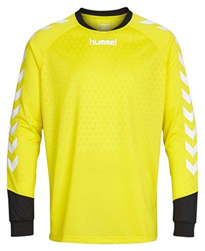 Hummel Jungen T-Shirt Essential Gk Jersey, Blazing Yellow, 164 - 176, 04-087-5269 (Shirt Gepolsterte Jungen)