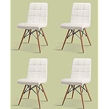 esstisch st hle leder weiss. Black Bedroom Furniture Sets. Home Design Ideas