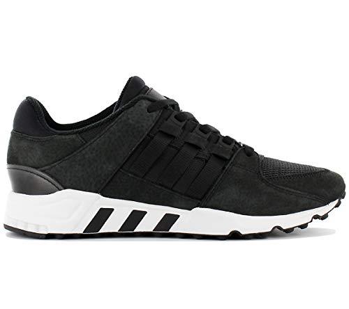 adidas Originals EQT Equipment Support RF, core black-core black-footwear white, 4,5