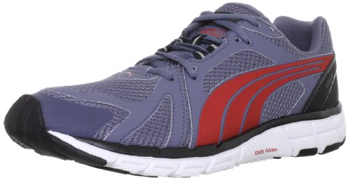 Puma Faas 600 S Grisaille / High Risk Red / Black Grey