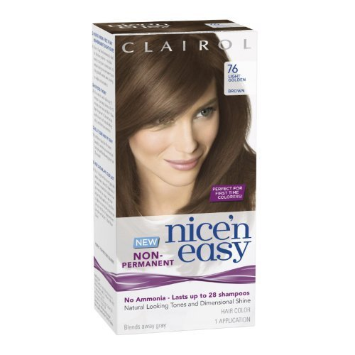clairol-nice-n-easy-non-permanent-hair-color-76-light-golden-brown-1-kit-pack-of-3-by-clairol