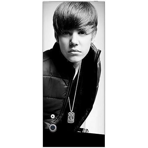MusicSkins - Skin per Apple iPod Nano 5a Gen, motivo Justin Bieber XOXO
