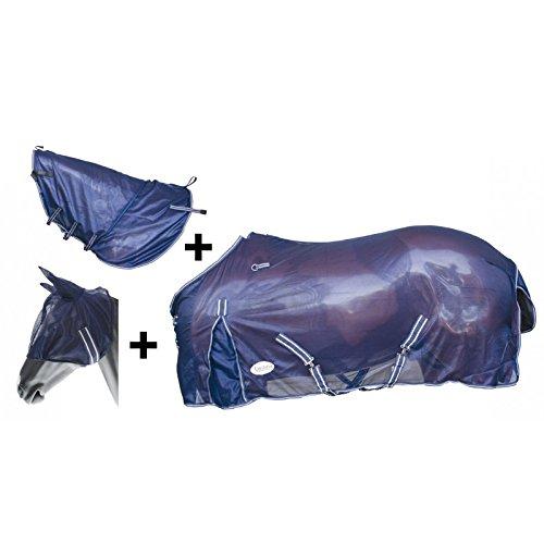 Gemeinsam Fliegendecke aus, Ausschnitt, Maske 155cm