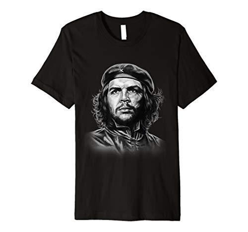 Hand Drawn Che Guevara T-Shirt -