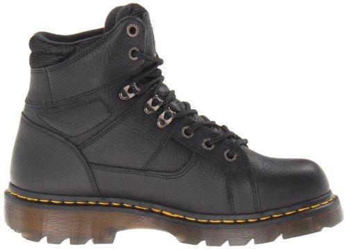 Dr. Martens , Chaussures de sécurité pour homme noir noir Black/Industrial Grizzly