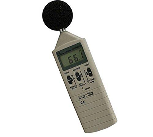Gowe son Niveau Mètre de mesure Niveau Gamme : 35db-130db