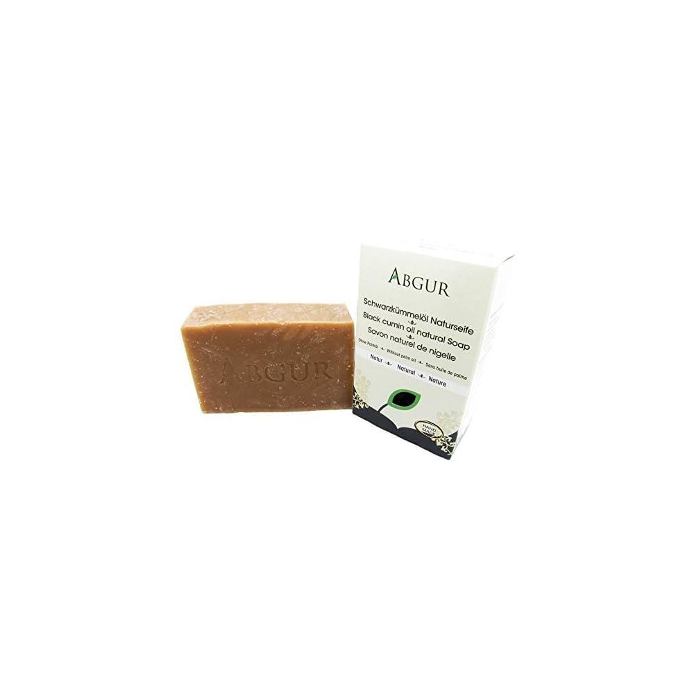 Schwarzkmmell Handgemachte Seife Natur 100 G
