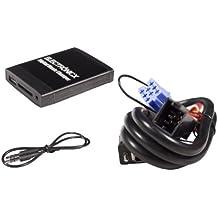 Adaptador de radio para coche USB SD AUX MP3 CD para VW, Audi, Skoda y Seat Beat Cruise Dance Melody CC, para auto