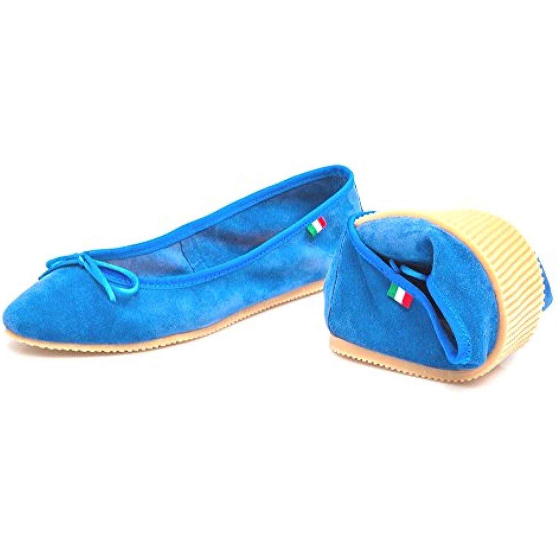 Pour Bleu JeansB071r86d8x ShoesBallerines Silfer Femme wOPkXiTuZl
