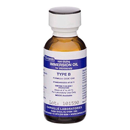 amscope ml-b-1Mikroskop Immersion Öl 1Oz Typ B