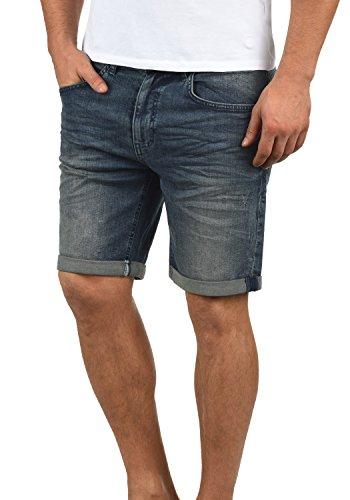 BLEND 20701976ME Jeans Shorts, Größe:XL;Farbe:Denim middleblue (76201)