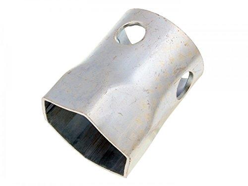 winomo 5pcs 55/mm Diam/ètre de roue de MOP de polisseuse Coussin pour polissage pour vielf/ältiges Aluminium en acier inoxydable chrom/é