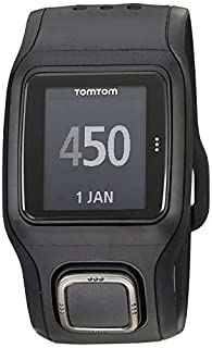 TomTom Montre GPS Runner Cardio Noir (1RA0.001.02) (B00JF2QK62) | Amazon Products