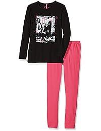 Lina Pink Ef.Best.Pl.Mz, Ensemble de Pyjama Fille