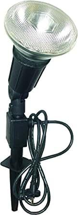 Elro PL01E Projecteur Étanche à Piquer pour 1 x  PAR38 230V, max. 50 W