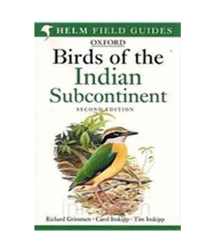 BIRDS OF THE IND.SUBCONTINENT 2 REV. ED.