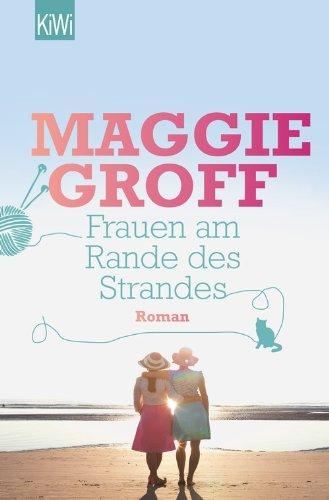 Buchseite und Rezensionen zu 'Frauen am Rande des Strandes' von Maggie Groff
