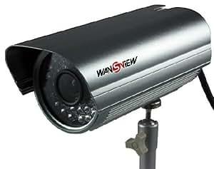 iClever® Wansview Überwachungskamera NCH-532MW H.264 Outdoor mega pixel HD ip cam IP Kamera(6mm Objektiv) mit IR-Beleuchtung, IR Cut Bewegungserkennung und Alarm-Mail. Deutsche teschnische Hotline!