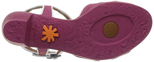 Art Ipanema 727, Escarpins femme Multicolore (Magenta Bone)
