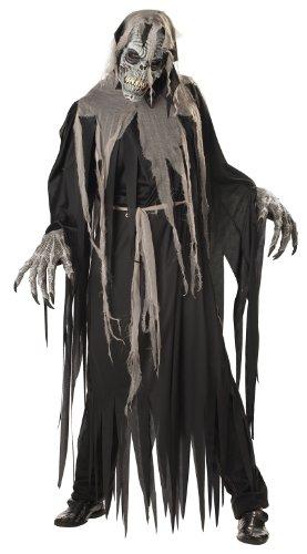 California Costumes Zombie-Kostüm Herren Halloween L
