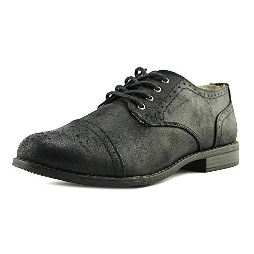 White Mountain Mujeres Saint Oxfords, Black, Talla 5.5