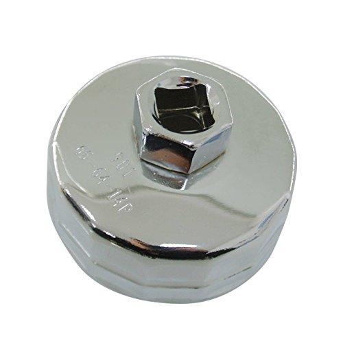 JRL Ölfilterschlüssel, für Honda Nissan, Toyota, 64-65, 14 Rillen