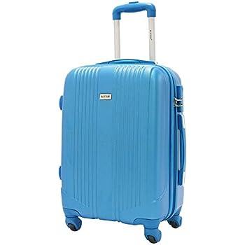 Valise cabine 55cm - Trolley ALISTAIR Airo - ABS - Bleu Ciel