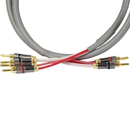 Blue Jeans Cable Canare 4S11 Lautsprecherkabel mit verschweissten