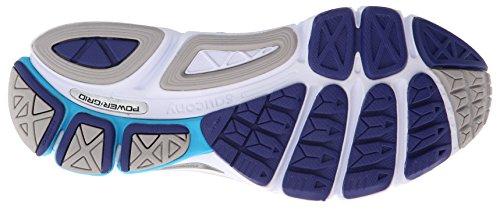 Saucony Echelon 4 Women's Scarpe Da Corsa Silver/Blue