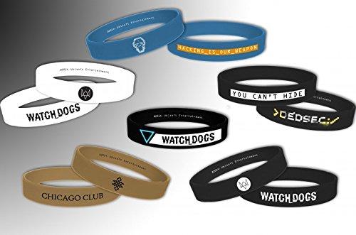 Watch Dogs Armband (Motiv ist zufällig)