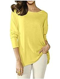 c9b620ad6845 Alba Moda Women s Jumper Yellow Yellow