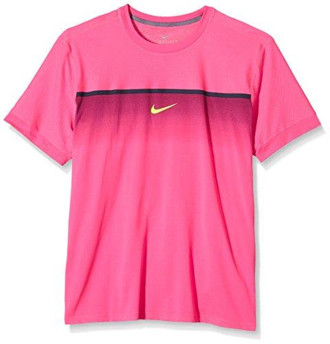 Nike Challenger T Shirt A Manches Courtes Pour Homme Haute Rafa Crew