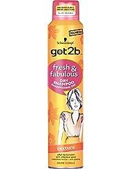 Got2B Shampooing Sec Fresh/Fabulous Texture