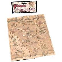 Bristol Novelty - Mapa del tesoro (Pirata Mappa)