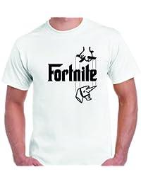 DrMugCollection Camiseta Fortnite,The Godfortnite