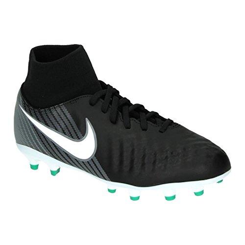Nike Jr. Magista Onda II Dynamic Fit FG Suelo duro Niño 38 bota de fútbol - botas  de fútbol (Suelo duro 76f2c88f8c816