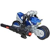 Hasbro  - Moto con figura spiderman disney