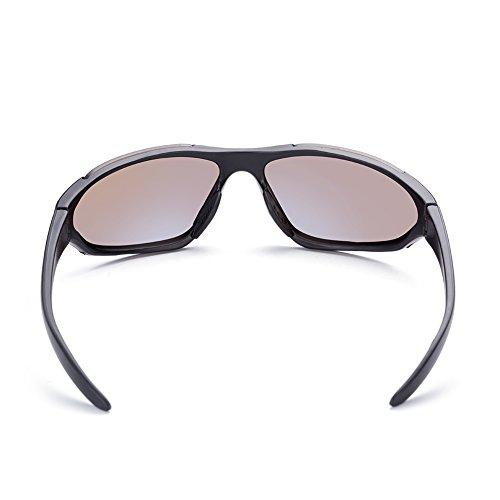 iLove EU Herren Damen Polarisierte Fahrradbrille - 3