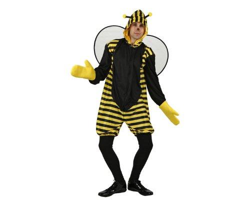 ATOSA Bienen-Kostüm für Herren - XL