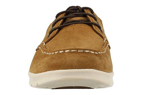 Timberland Herren graydon Leather Mokassin Braun (Rust Suede 643)
