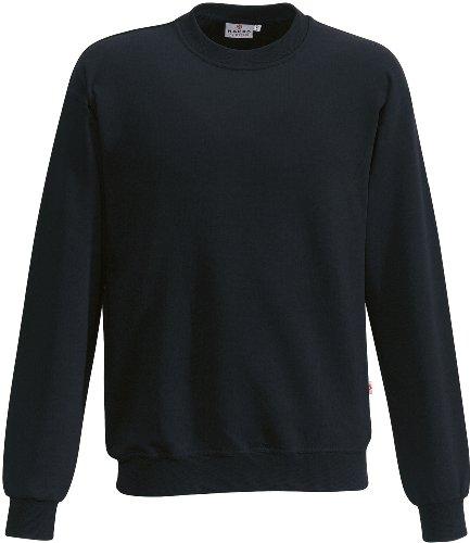 """HAKRO Sweatshirt """"Premium"""" - 471 - schwarz - Größe: XXL (Xxl Größentabelle)"""