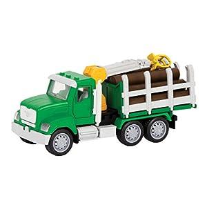 Driven Motor Mini Logging Camión Modelo Vehículo