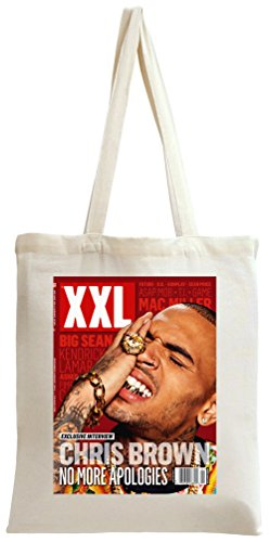Chris Brown XXL No More Apologies Tote Bag - Wayne Lil Xxl