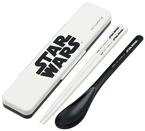 Juego de palillos de cocina Skater Combi, juego de cuchara con el logotipo de Star Wars de Disney CCS3SA
