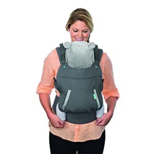 Infantino Cuddle Up Ergonomic Hoodie – Carrier