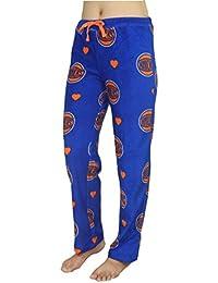 NBA New York Knicks Damen Polar Fleece Nachtwäsche / Pyjama Hose