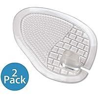 NatraCure All Gel Sandal Tanga Protector mit Fußkissen - (1 Paar) preisvergleich bei billige-tabletten.eu